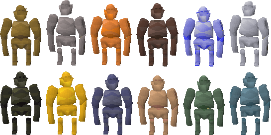 Colourful Golems & Graphical Improvements (1).png
