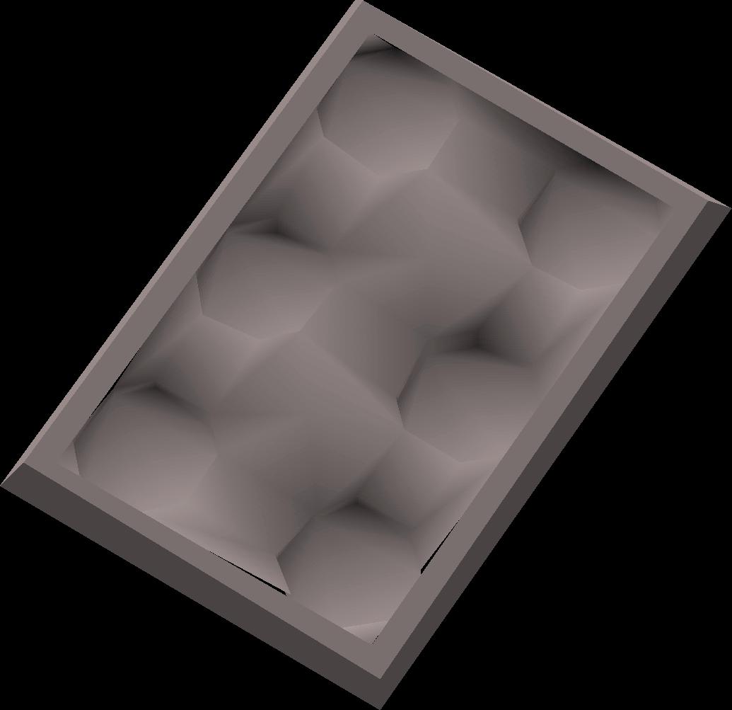 Crunchy tray