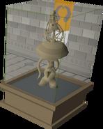 Ancient Zygomite display