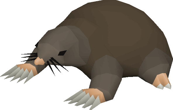 Money making guide/Killing Giant Mole