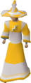 Light infinity robes equipped