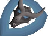 Ancient wyvern shield