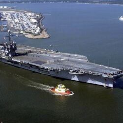 USS John F. Kennedy