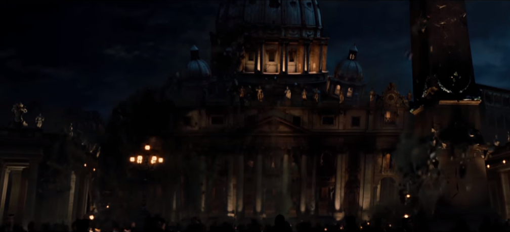 St. Peter's Basilica Collapse