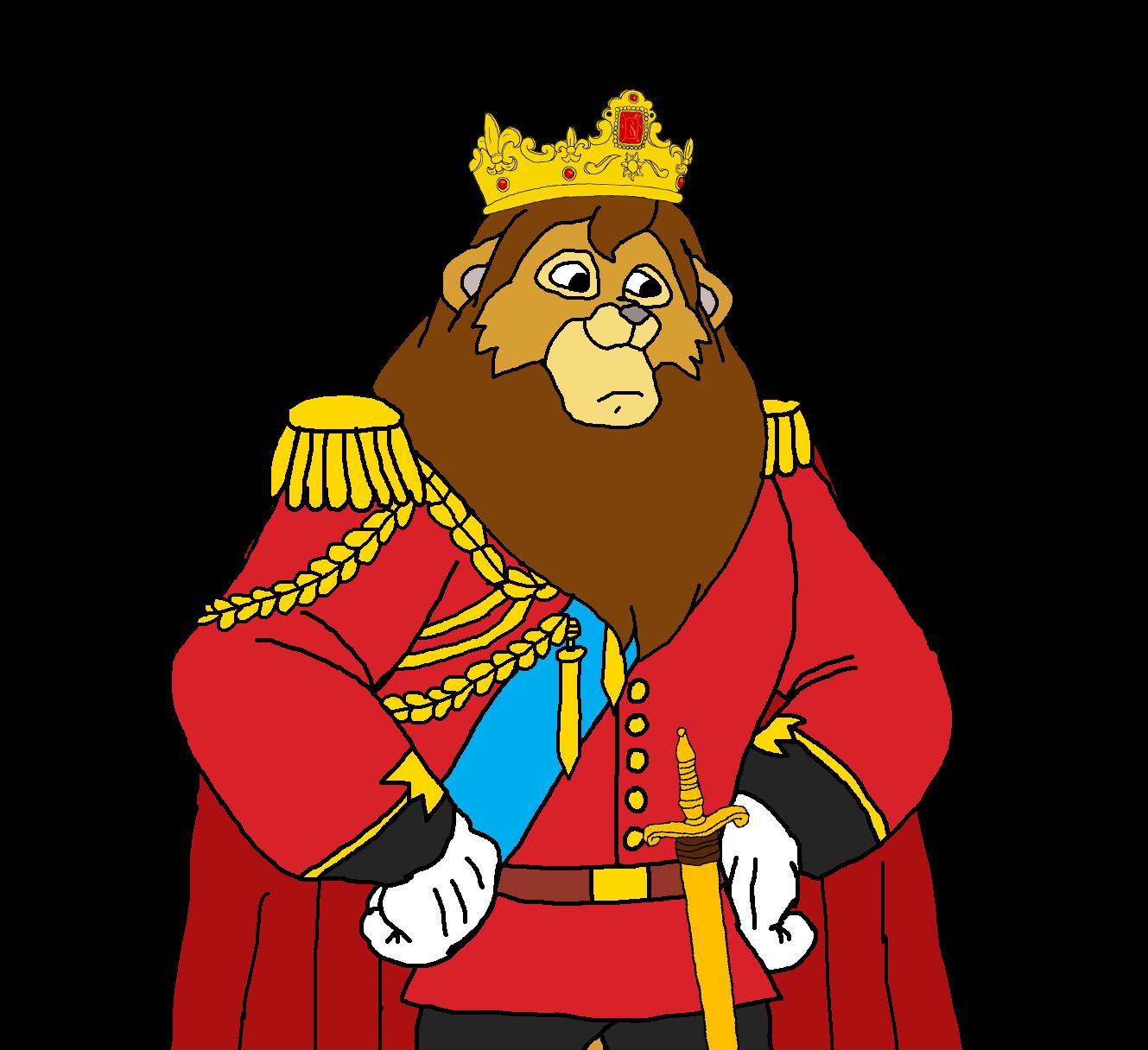 KingLeonLionheart