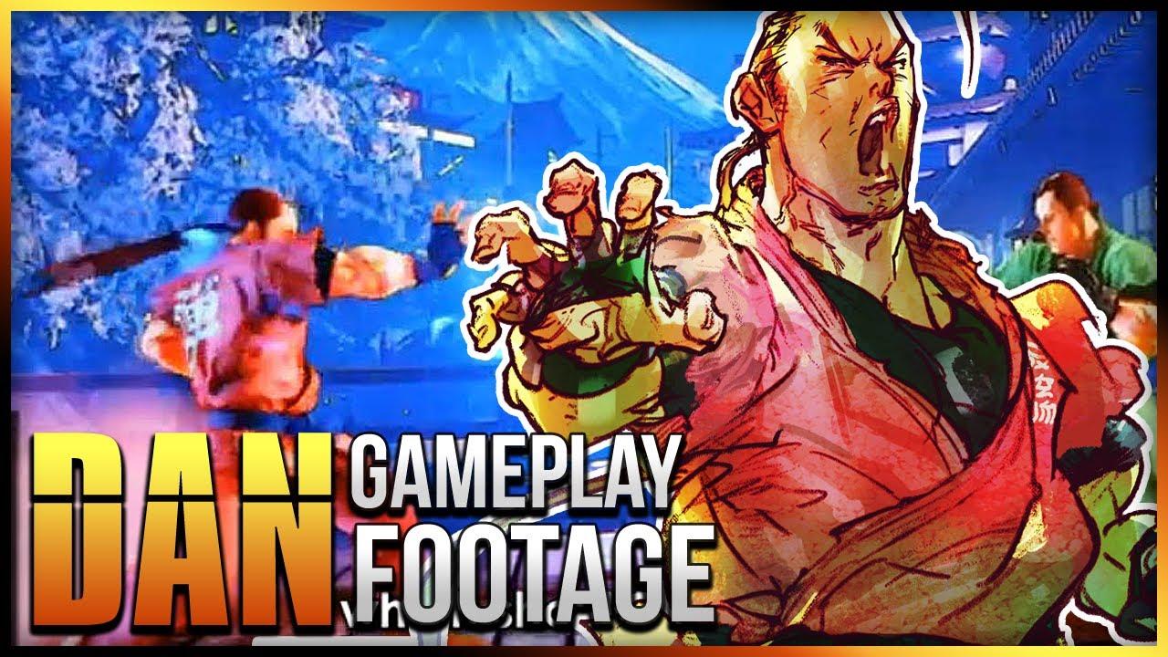 SFV : Dan Hibiki ★ SF5 / Street Fighter 5