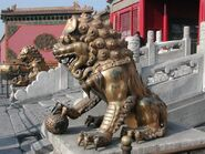 800px-Forbidden City Imperial Guardian Lions
