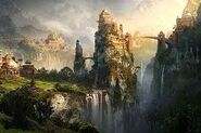 Plains of the lost lantean ruins 1