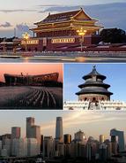 Beijing montage
