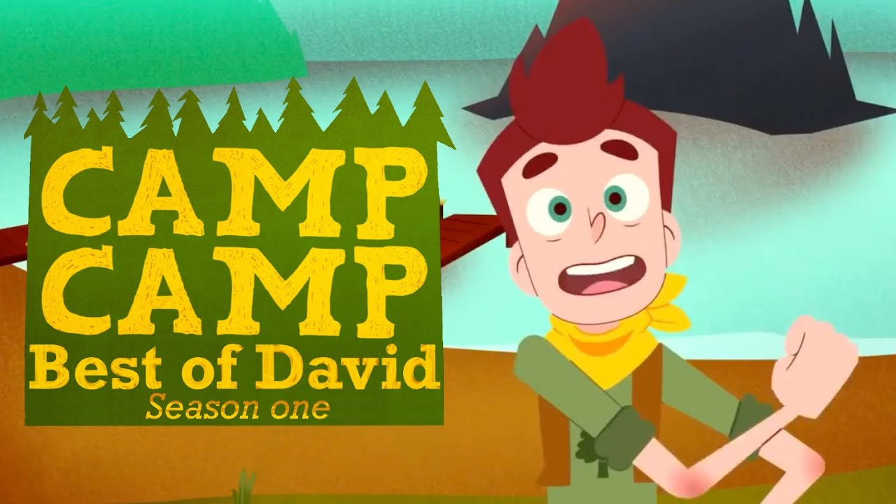 Best Of David { Camp Camp Season One }
