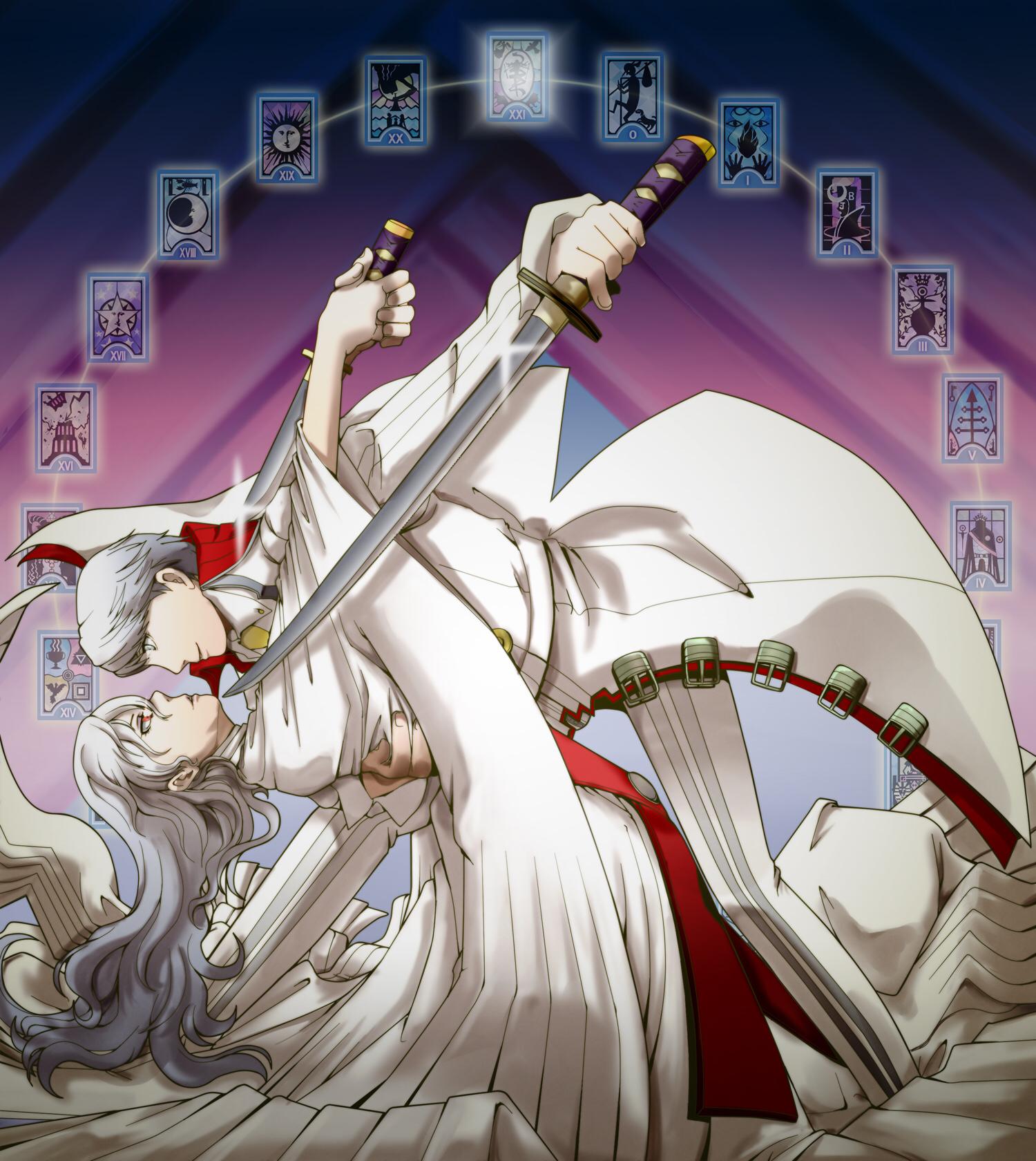 Izanami and Yu art
