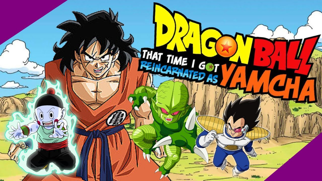 The weird Dragon Ball spin-off about Yamcha