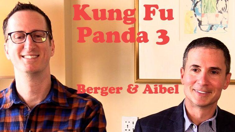 DP/30: Kung Fu Panda 3,  Jonathan Aibel & Glenn Berger