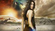 Angie Cepeda es Lila en 2091- FOX a