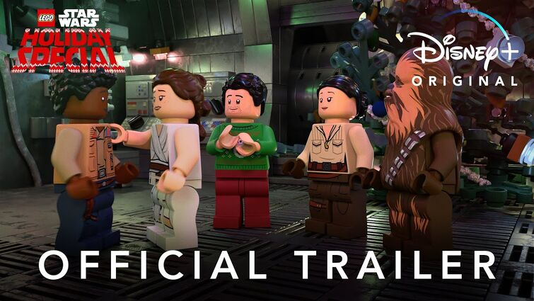 LEGO Star Wars Holiday Special | Official Trailer | Disney+