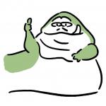 Schwabbel Jabba