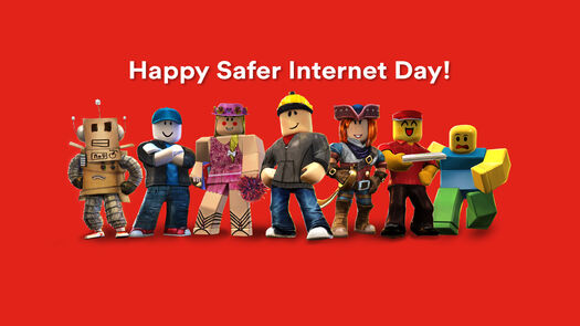 Safer Internet Day 2018: Create, Connect and Share Respect - Roblox Blog
