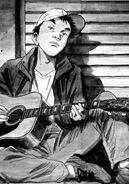Kenji guitarra