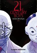 21st Century Boys Cover ESP 1