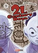 21st Century Boys Cover MEX 1