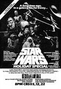 Star Wars Holiday Special poster