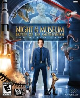 Night at the Museum Battle of the Smithsonian Video Game.jpg