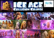 Ice Age Collision Course Poster 241