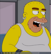 Grizzly Shawn (The Simpsons)