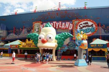 Universal Studios The Simpsons Ride.jpg