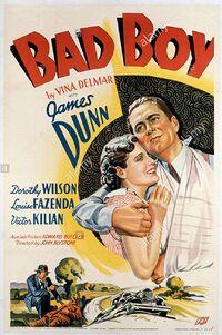 Bad Boy (1935) Poster.jpg