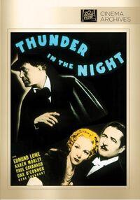 Thunder in the Night (1935) Poster.jpg