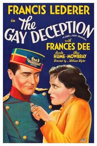 The Gay Deception (1935) Poster.jpg