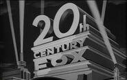 20th Century Fox 1953 B&W