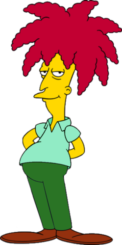 Sideshow Bob (The Simpsons Ride).png