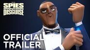 Spies in Disguise Official Trailer HD Blue Sky Studios