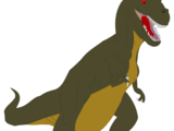 Sharptooth T-Rex (character)