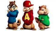 Alvin et les Chipmunks - Lady Gaga, Bradley Cooper - Shallow