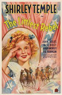 The Littlest Rebel (1935) Poster.jpg