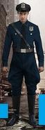 1960s police uniform
