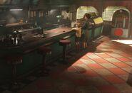 1960's diner