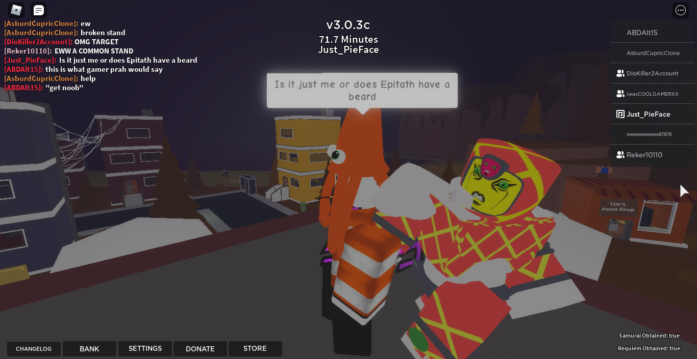 Ew Omg Roblox I Swear Epitath Has A Beard Fandom