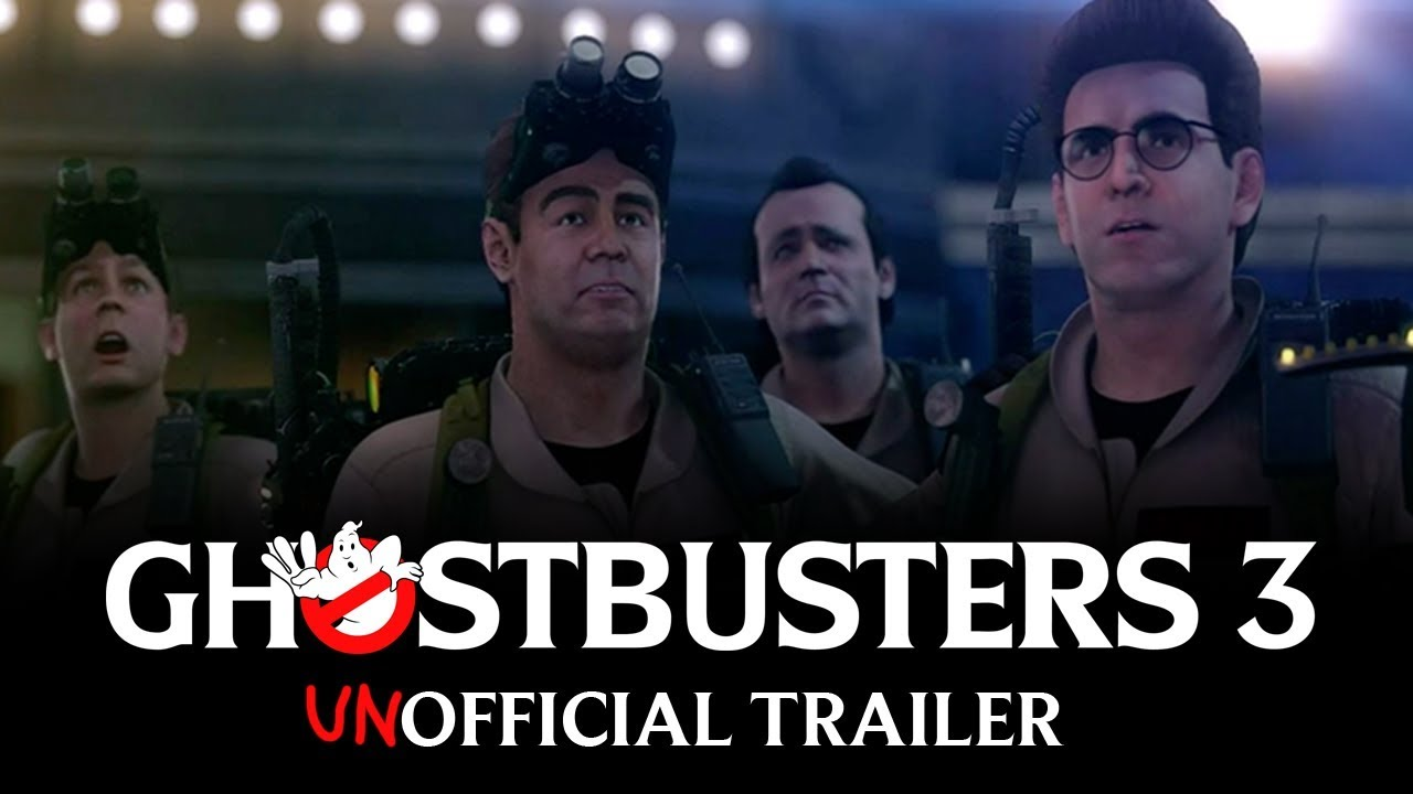 Ghostbusters 3 (1998) - Unofficial Trailer [HD]