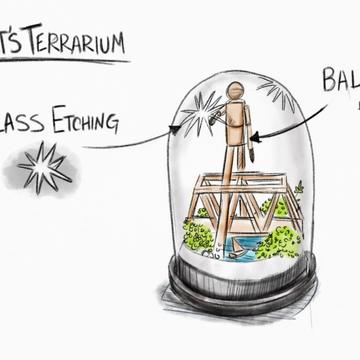 Robert's Terrarium
