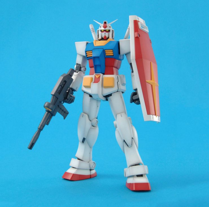 Do you recomend me to buy this kit (rx 78 2 mg 1/100 2.0)