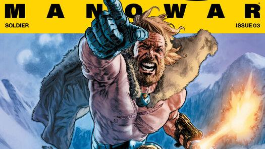 X-O Manowar Vol 4 3