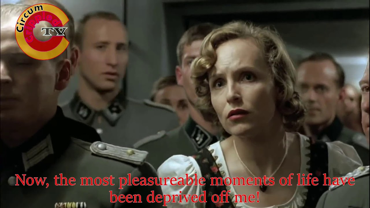 Hitler got impotent and learns that circumcision made his sex life miserable. | Downfall parody.