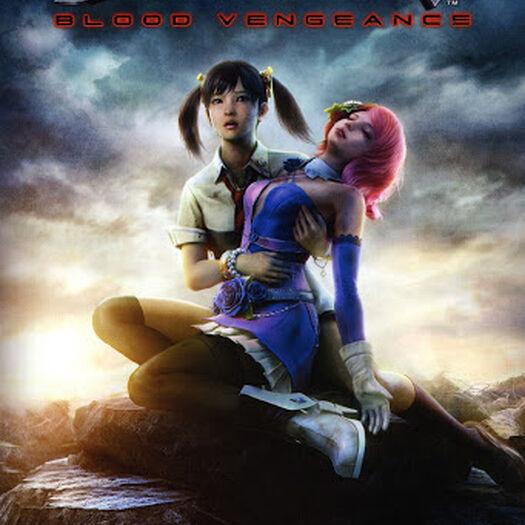 Tekken: Blood Vengeance - Movies & TV on Google Play