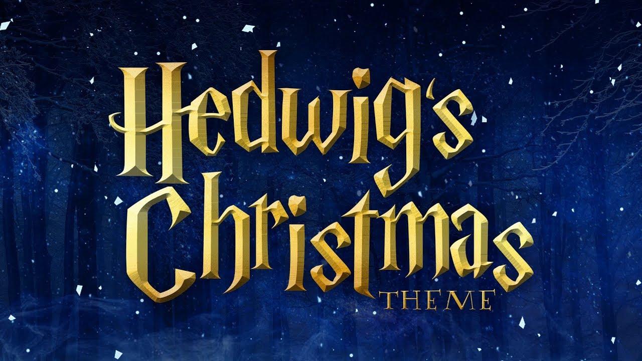 Harry Potter - Hedwig's Christmas Theme