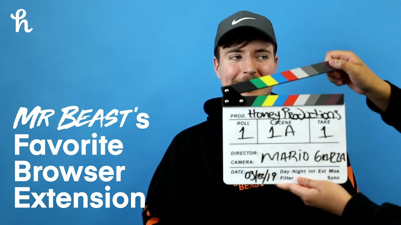 What is MrBeast's Favorite Browser Extension? | Save Money with Honey