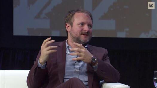 Featured Session: Rian Johnson + Mark Hamill | SXSW 2018